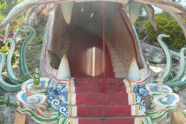 Wat Tham Seua, Kanchanaburi ,Thailand