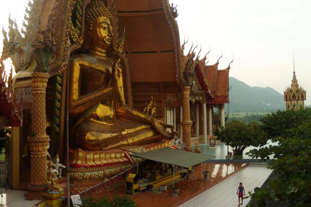 Buddha, Wat Tham Khao Noi, Kanchanaburi ,Thailand