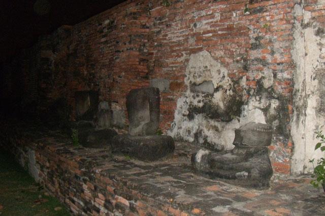 Buddha without head, Wat Mahathat
