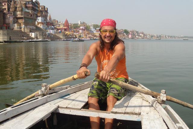 Gang river, varanasi, india