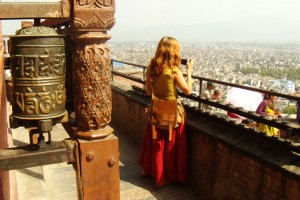 Kathmandu viewpoint