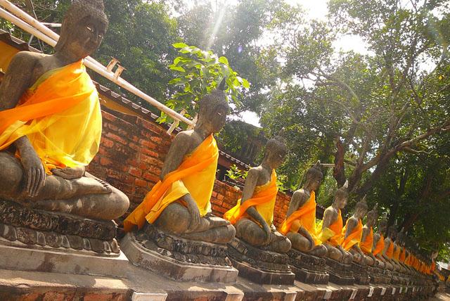 Buddha statue, Autthaya