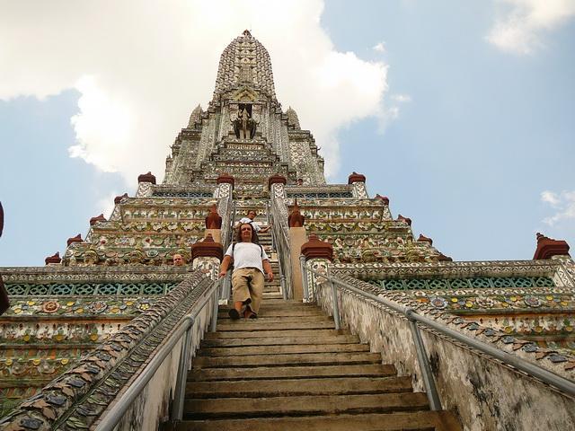 Wat Arun, Бангкок