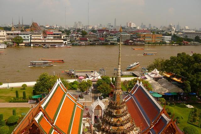 Бангкок, Храм Рассвета, Wat Arun