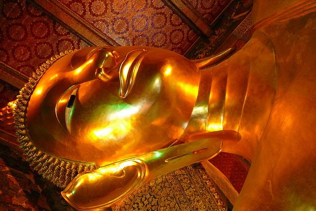 Статуя Будды, Бангкок