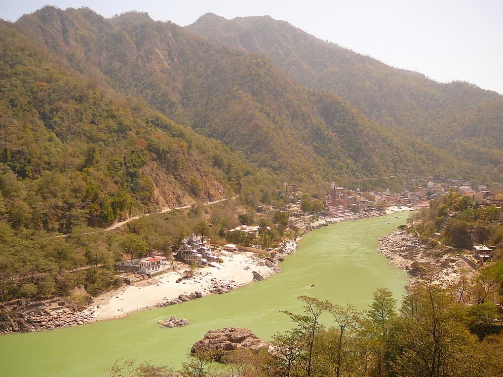 Река Ганга, красота