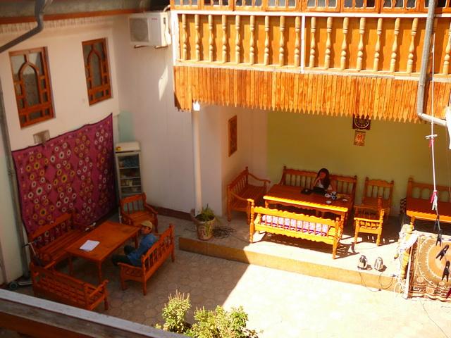 гостевой дом в Бухаре