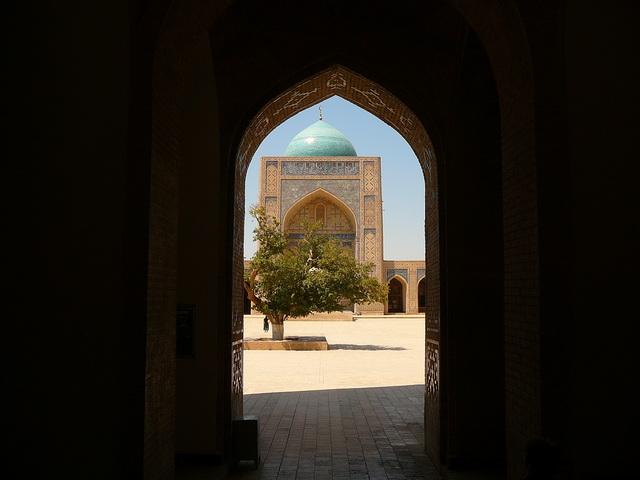 мечети Бухары