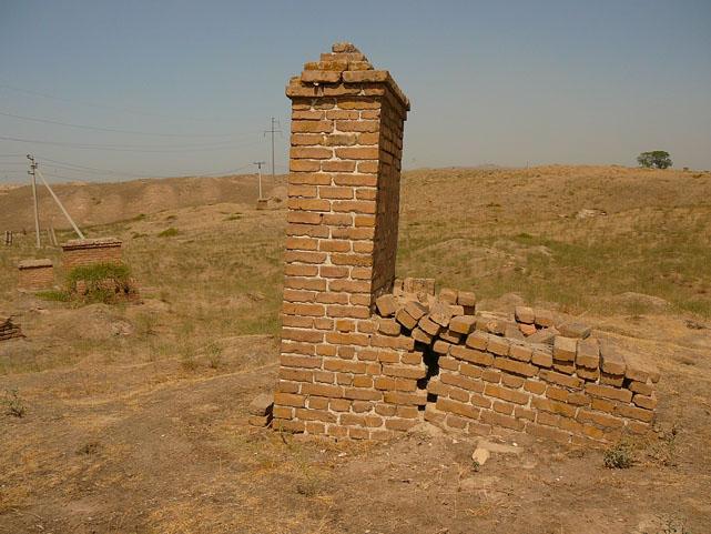 Самарканд раскопки