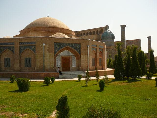 Регистан, Самарканд