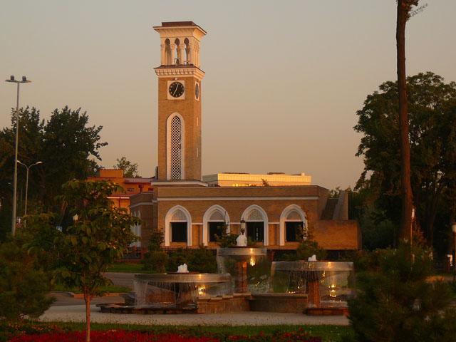 Куранты, Ташкент, Узбекистан
