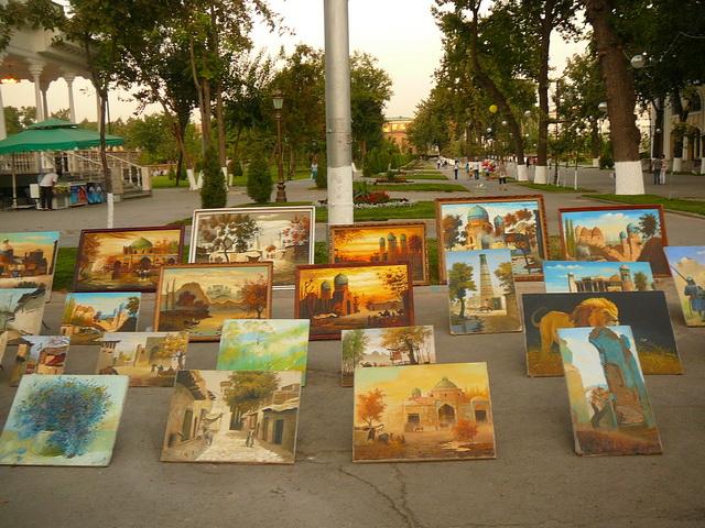 Бродвей, Ташкент, Узбекистан