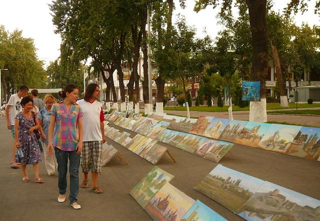 Бродвей, Ташкент