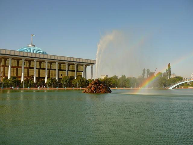 Парламент, Ташкент