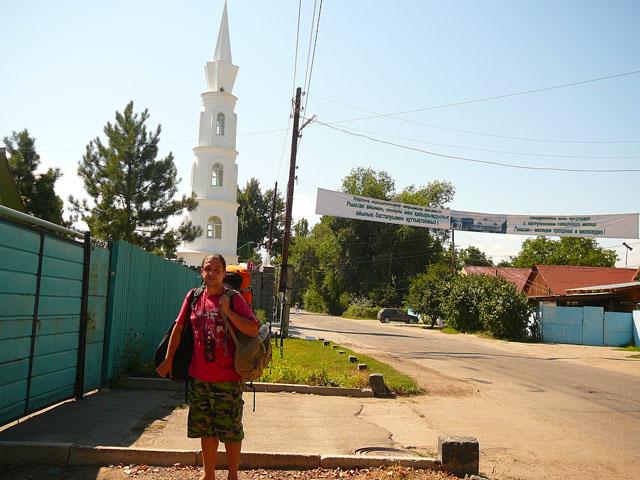 Алматы, мех-поселок