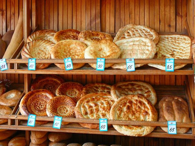Лепешки в Алматы
