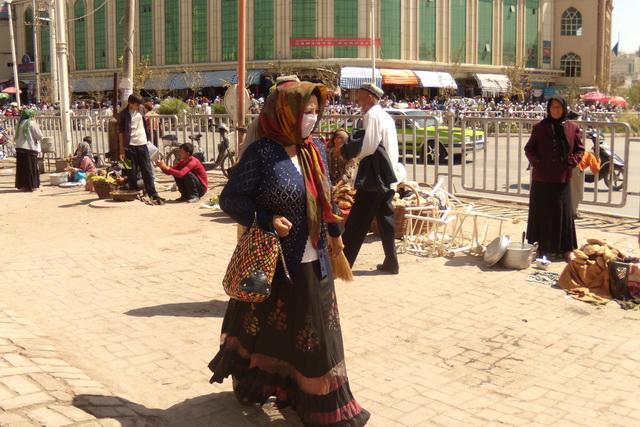 Синьдзян, Кашгар