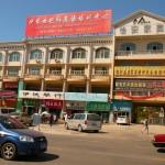 Мы уже в Китае.Кульджа. И переезд в Куче.