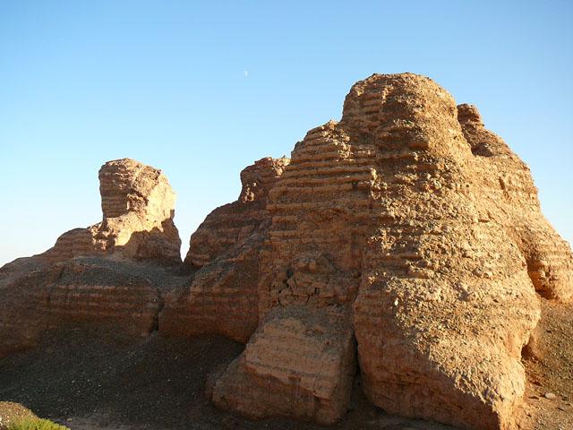 Subash Buddhist Temple Ruins