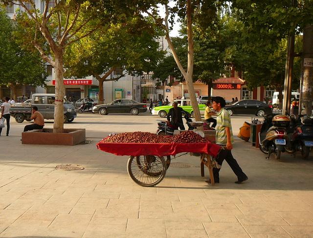 Уйгурия, Синдзян, Кашгар