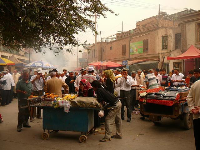 Кашгар,Уйгурия