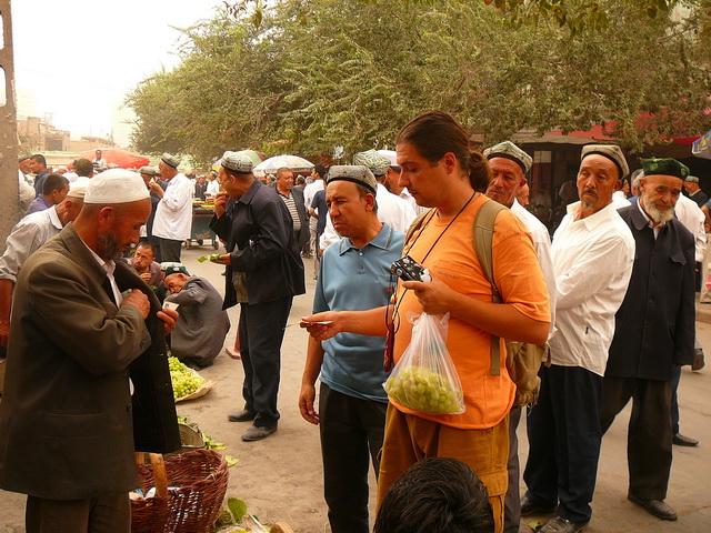 Кашгар, Синьдзян