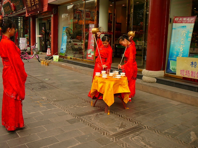 Ченду, Сычуань, Китай