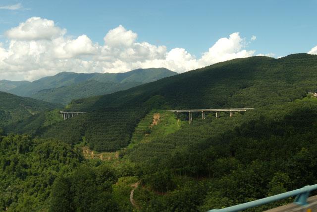 Мосты и тоннели в Китае