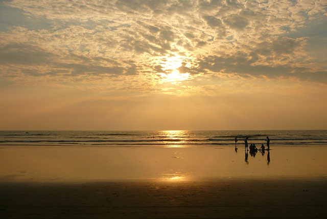 goa, arambol beach, india