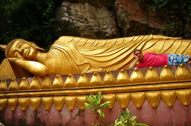 Луангпхрабанг, Лаос