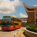 Один день из нашей жизни. Из Хошимина в Пномпень на автобусе