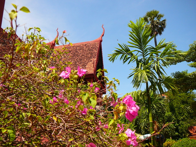 Пномпень, Камбоджа