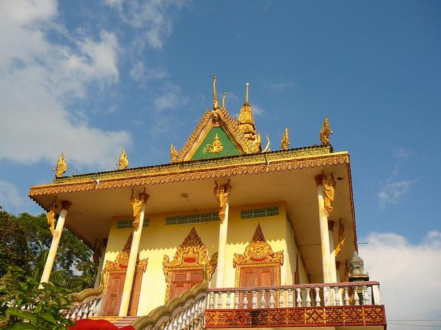 Wat Leu,Sihanoukville