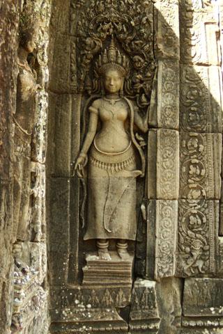 Ангкор Ват, Камбоджа, Юго-восточная Азия