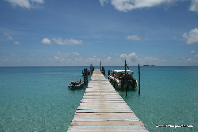 Острова Камьбоджи