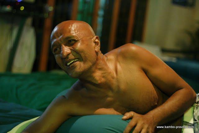 Улыбка кхмера