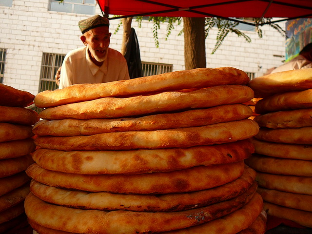 Кашгар, Азия