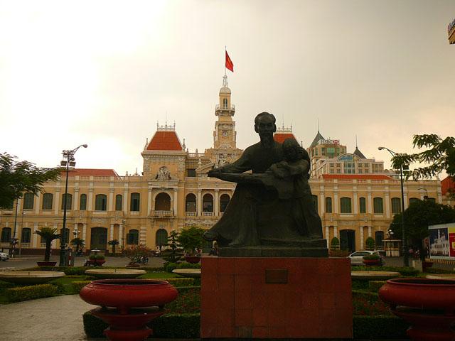 Хошимин, Вьетнам, Юго-восточная Азия