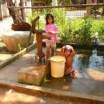Сием Рип, городок в окрестностях Ангкора