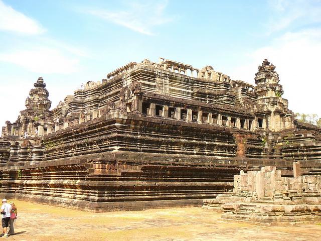 Ангкор, Сиемрип, Камбоджа, Юго-восточная Азия