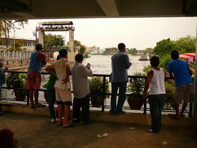 Бангкок, Чайопрайя