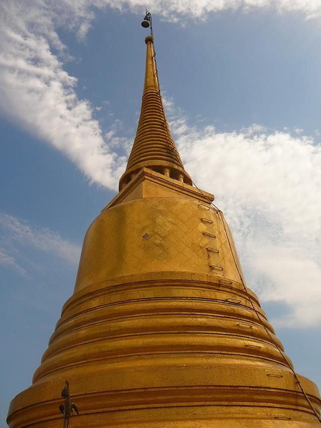 Храм золотой горы, Бангкок