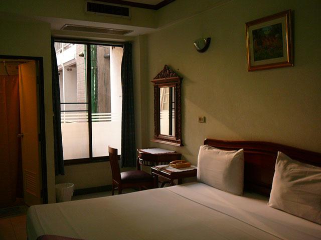 Бюджетный отель в Бангкоке,