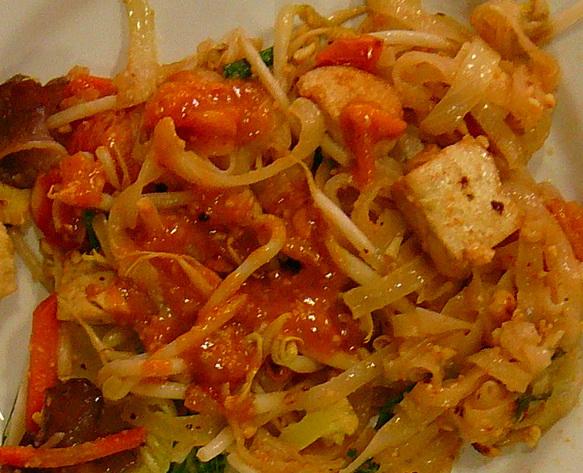Готовим блюда тайской кухни
