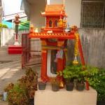 Домики для добрых духов в Таиланде