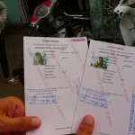Как мы делали виза ран в Бирме