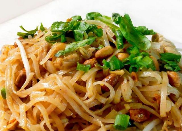 Учимся готовить тайские блюда - Pad Thai