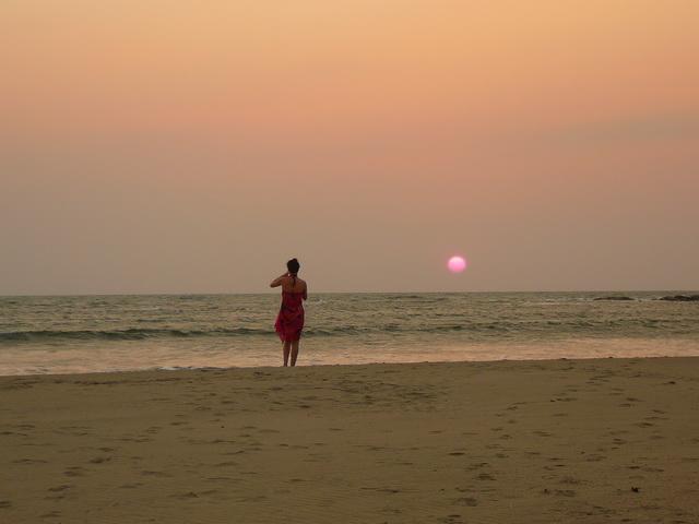 Арамболь, Гоа, Индия