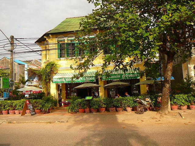 Кампот, Камбоджа, Азия