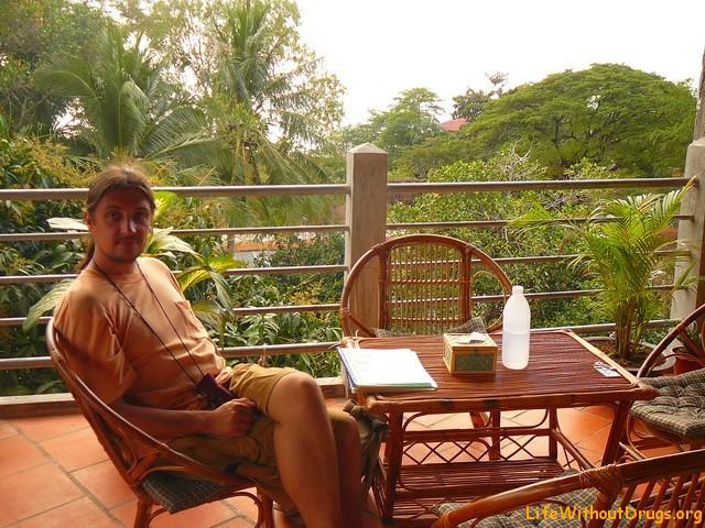 Бюджетное жилье в Кепе, Камбоджа